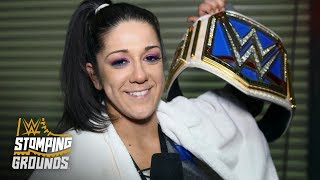 Bayley lists potential challengers for SmackDown Women's Title: WWE Exclusive, June 23, 2019