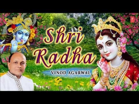 Shri Radha... RADHA KRISHNA Bhajan by Vinod Agarwal I Audio Art Track