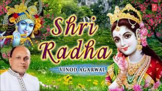 Repeat youtube video Shri Radha... RADHA KRISHNA Bhajan by Vinod Agarwal I Audio Art Track