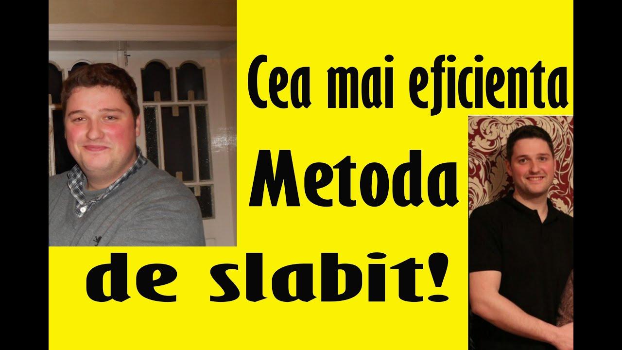 metoda de slabit)