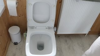 Toilet cistern still running after flushing? Video