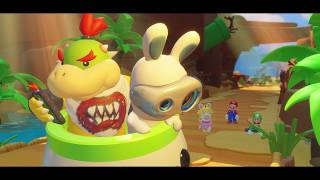 TOAD CABEZA CUBITO - MARIO & RABBIDS KINGDOM BATTLE - EP 7