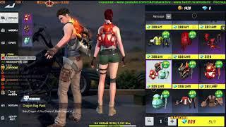 1 СТРИМ Rules of Survival на операционной системе Phoenix OS