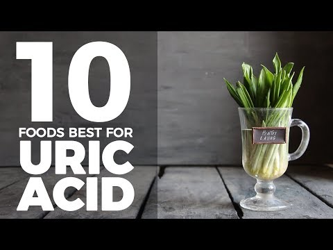 10 Foods to keep Uric Acid (gout) in Control - Lets stop the Pain!