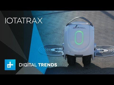 IotaTrax Hands On at CES 2018
