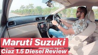 2019 Maruti Suzuki Ciaz 1.5L Diesel Review by old Ciaz Owner (Hindi + English)