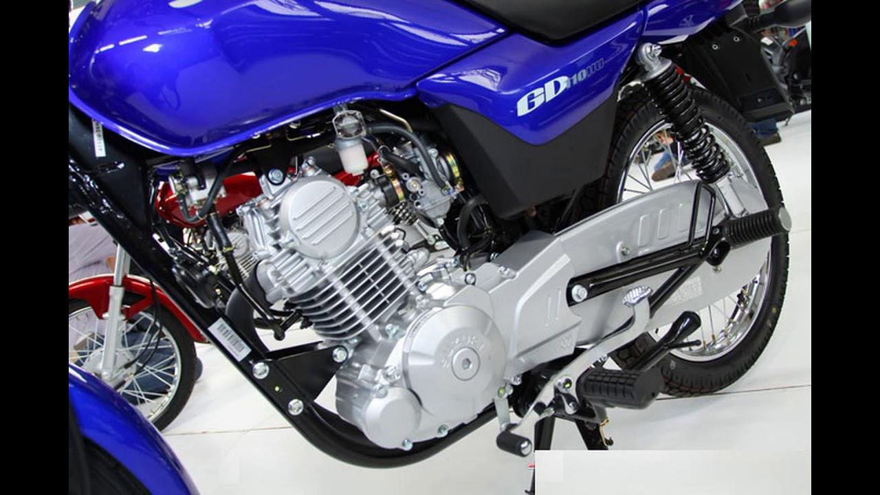 Suzuki GD 110 Review