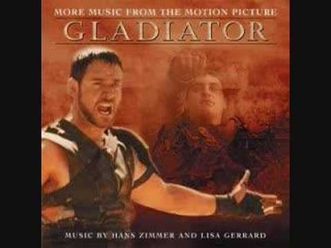 Duduk of the north gladiator hans zimmer youtube for Gladiator hans zimmer