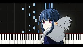 Difficulty: Proficient Learn the songs you love on piano ▻ https://tinyurl.com/rafik-flowkey I hope you enjoy the piano cover of ふゆびより (Fuyu Biyori) the Ending ...