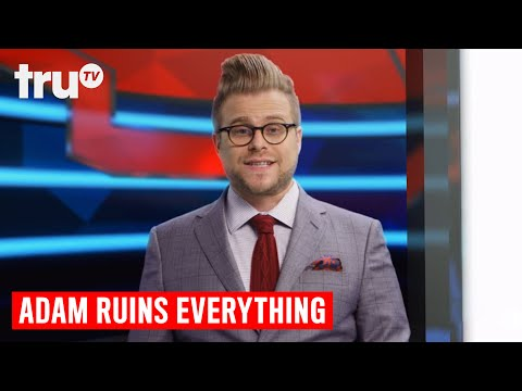 Adam Ruins Everything - Why Rigging Elections Is Completely Legal