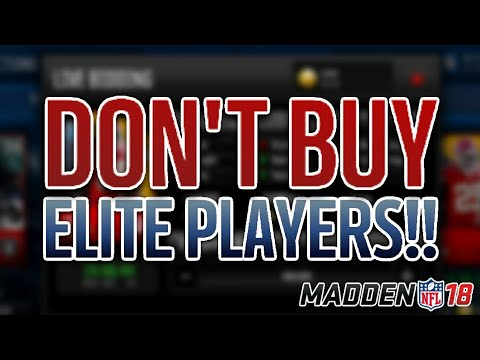HOW TO BUILD AN INSANE TEAM IN MADDEN MOBILE 18!! CREATE AN UNSTOPPABLE SQUAD WITHOUT ELITES!!