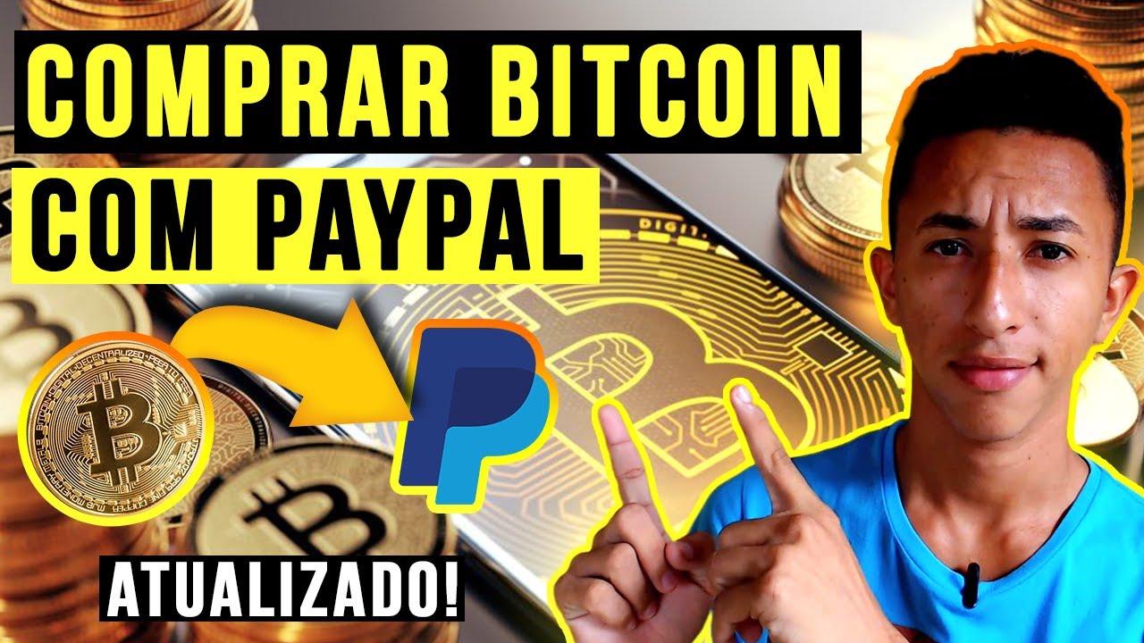 bitcoin comprar com paypal serviços financeiros binários