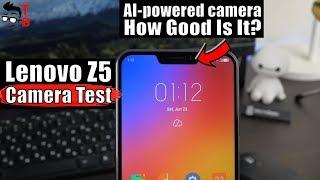 Lenovo Z5 Camera Test: Sample Photos and Videos