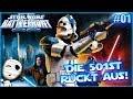 Die Klonkriege beginnen! -Star Wars Battlefront 2 #1 - Lets Play HD deutsch Tombie