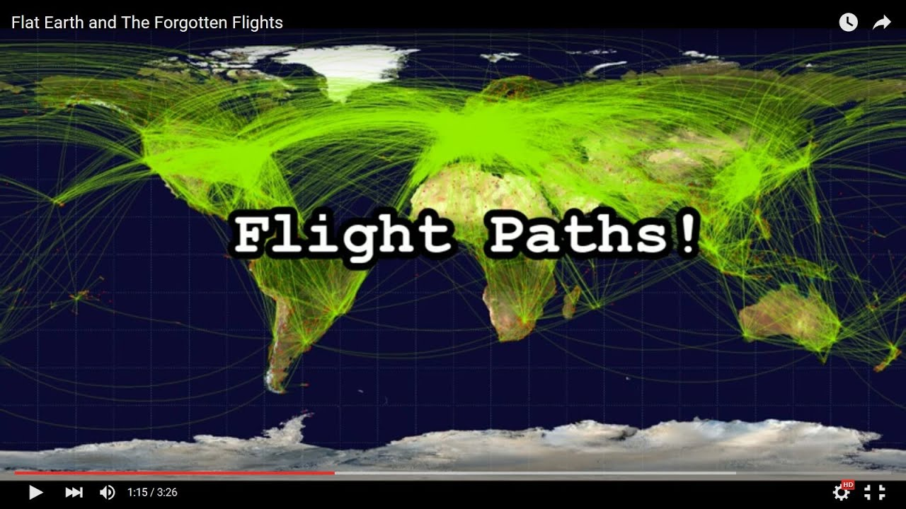 Flat earth addict 26 new flight path across alaska proves flat flat earth addict 26 new flight path across alaska proves flat earth by fakespaceman inspace youtube gumiabroncs Gallery
