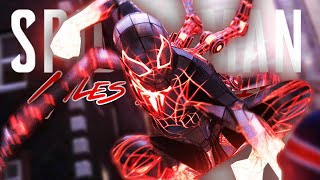 The BEST SUIT IN THE GAME in Spiderman Miles Morales PS5!