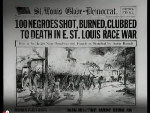 (RACE RIOTS) THE RED SUMMER OF 1919 ISUPK HISTORY - ISUPK NO COWARDS