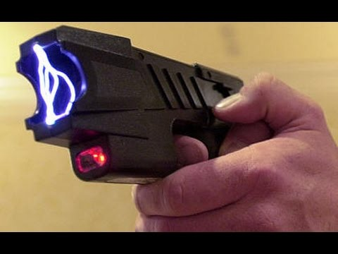 how to build a taser for free