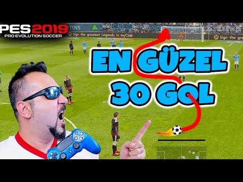 PES 2019 EN GÜZEL 30 GOL! | PES 2019 ANALİG GOLLERİ