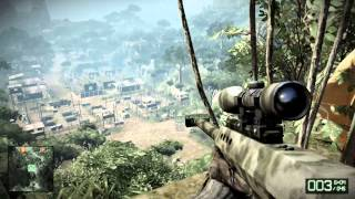 Battlefield: Bad Company 2 - Mission 10 : No One Gets Left Behind (1080p)