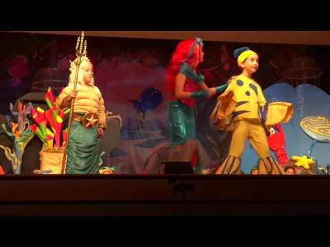 The Little Mermaid Jr. Sowams Elementary School