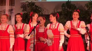 Отчетный концерт Любавушки 15.05.18 часть 2