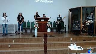 Culto de louvor e adoração - 28/06/2020