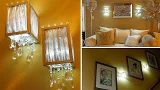 DIY - Tap Light Wall Sconces