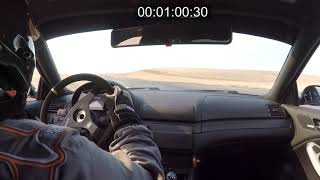 My new PR @ Thunderhill: 2:00.551(BMW E46 M3)