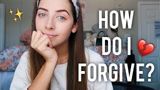 Forgiveness || God's Grace + Wrath