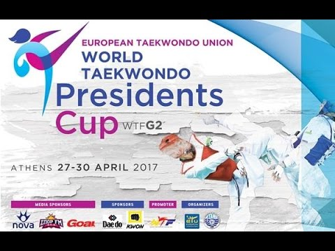 2nd WTF Presidents Cup - Europe / Day 2 - Mat 3