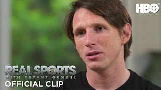 Real Sports with Bryant Gumbel: Colin Cook Shark Attack | HBO