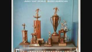 Jimmy Eat World - Sweetness (Lyrics)
