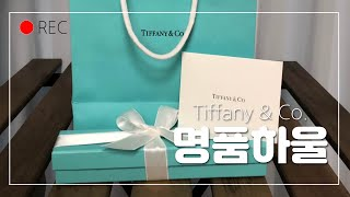 Tiffany & Co. 여름맞이 쇼핑하울, 제…