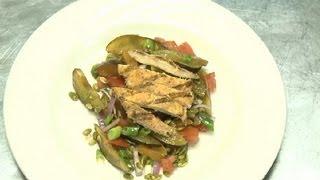 California Chicken Salad Recipe : Chicken Salads & Sandwiches