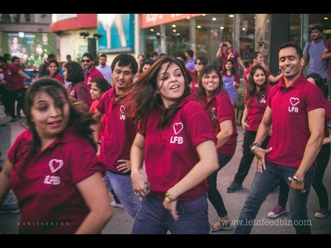 Flashmob for a Cause