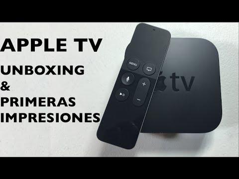 Apple Tv 2015 Unboxing y primeras impresiones