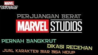Ternyata Marvel Pernah Bangkrut !! Perjuangan Marvel Studios Dari Ngutang Sampai Sesukses Ini