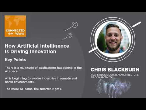 How Artificial Intelligence is Driving Innovation   CONNECTED World
