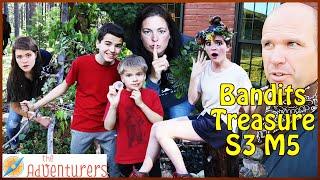 Everyone Is Suspicious! Bandits Treasure S3 M5