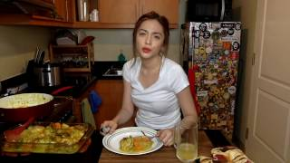 CRISHA UY | Chicken Curry Recipe | #cookinday 1