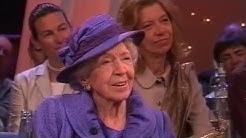 Donnerlittchen, Inge Meysel 90 Jahre