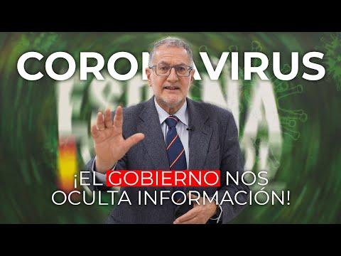 🚨 #CORONAVIRUS ¡El Gobierno nos oculta información!