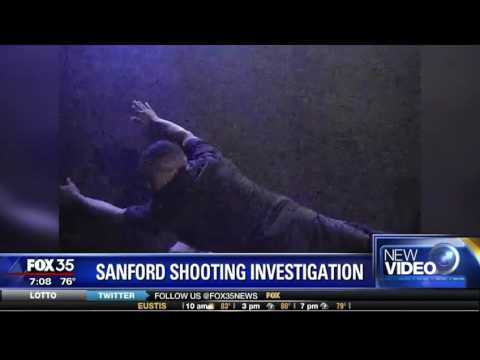 Body Cam Footage: Capturing the Sanford Shooter Who Shot at His Girlfriend and Her Kids