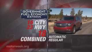 Road Test: GM's Full Size SUVs