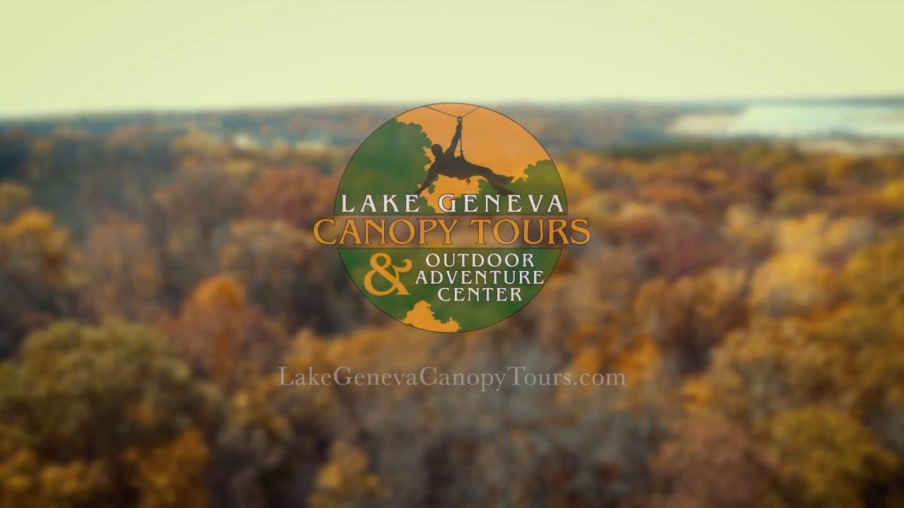 Fall In Love With Lake Geneva Canopy Tours