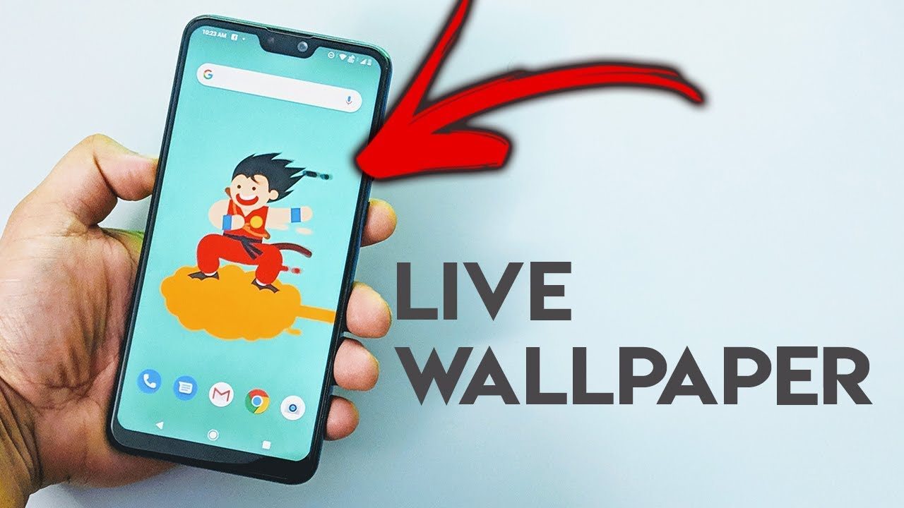 Turn Anything Into Live Wallpaper on Any Android