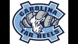 Logo Dojo UNC Tarheels (Tutorial)