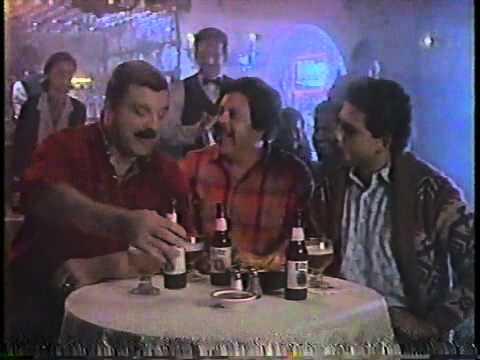 """Miller Lite """"Larry Csonka & Efren Herrera"""" (1986)"""