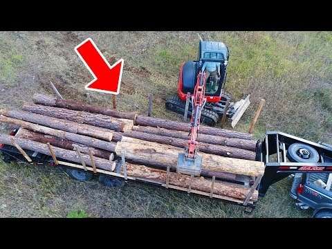 The Ultimate Logging Machine for Rural Property